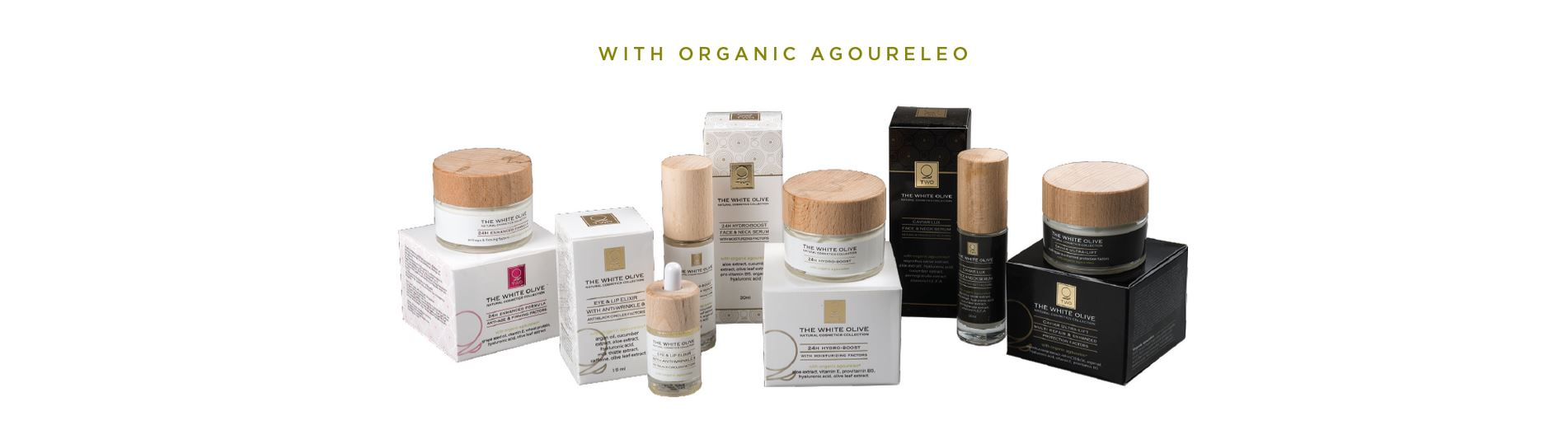The White Olive Products